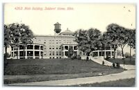 1911 Main Building, Soldiers Home, Minneapolis, MN Postcard