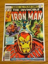 IRONMAN #104 VOL1 MARVEL COMICS JACK OF HEARTS APPS NOVEMBER 1977