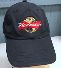 Budweiser Bud Beer World of Taste Strapback Baseball Hat Cap