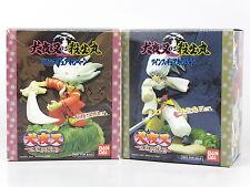 Bandai Inu-Yasha Movie Sesshoumaru and Inuyasha Mini figure Set of 2