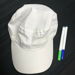 Decorate a Baseball Hat Kit Father's Day mother children activity personalize
