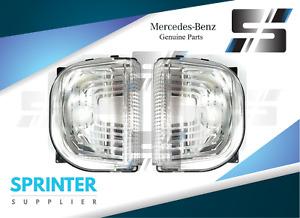 Mercedes Sprinter Turn Signal Cover Set for 2019 2020 Oriignal Mercedes Genuine