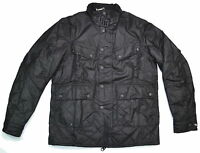 BARBOUR INTERNATIONAL Trail Quilt Waxed Cotton Jacket
