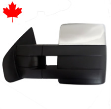 Towing mirror for Ford F150  07 08 09 10 11 12 13 14 Power Driver Side mirror