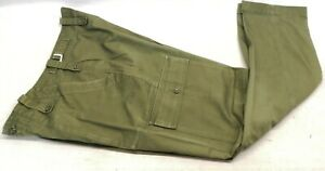 Genuine British Army Lightweight Olive Green Mens Trousers Various Sizes Surplus