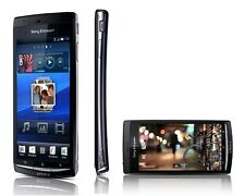 "4.2"" Sony Ericsson Xperia arc S LT18i 8MP Unlocked Android OS Smartphone Black"