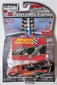2017 Wave 9 NASCAR Authenics NHRA COURTNEY FORCE 1:64 Advance Auto Parts DMG