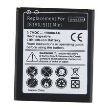 1900mAh Li-ion Battery Replacement for Samsung Galaxy S3 Mini GT-i8190 i8160 DQ