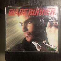 Blade Runner 4-Disc CD-ROM PC Game w/ Manual, Windows 95/98, Westwood Studios