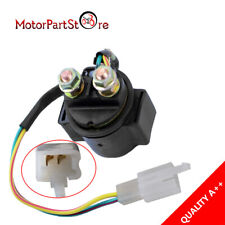 Starter Solenoid Relay For 90cc 110CC 125CC 150CC Honda Pit Dirt Bike Quad 2 Pin