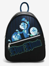Disney Loungefly Haunted Mansion Hitchhiking Ghosts Mini Backpack Bag