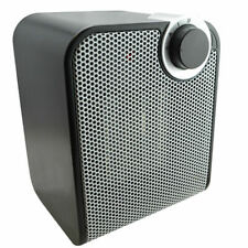 andily Ceramic Electric Space Heater for Home and Office with Two Heat Modes