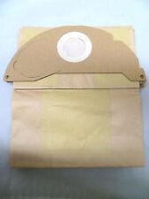 Pack de 5 Aspirateur Sacs pour Karcher WD2.200 A2024PT A2064PT Glm 30192