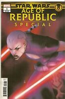 Star Wars: Age Of Republic Special #1 Khoi Pham Variant - 1st Ahsoka In Canon
