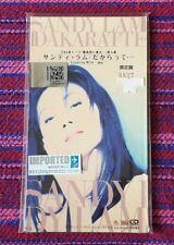 Sandy Lam ( 林憶蓮) ~ Dakaratte (3''CD Limited Edition) (Hong Kong Version) Cd