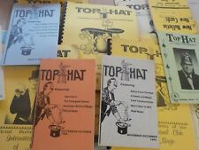 25 Issues Top Hat Magazine