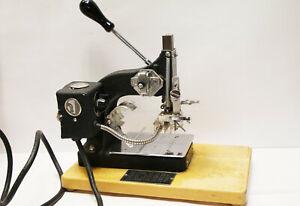 Kingsley Machine Company Hot Foil Stamping Machine  inv#1170