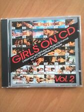 EROTIK CD  ROM - GIRLS ON vol.2
