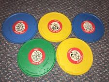 Vintage Tomy Tuneyville Choo Choo Train Musical Toy 5 Replacement Records