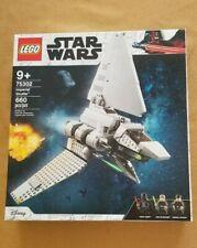 LEGO Star Wars Imperial Shuttle 75302 Building Kit BRAND NEW