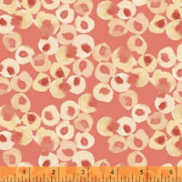 Windham Fabrics Aria Cotton, By the Half Yard, #42021-4, Print Fabric, Quilting