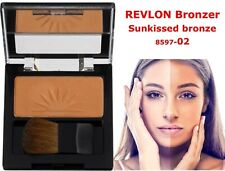 REVLON Bronzer Sunkissed Bronze 02, Natural look on Face, neck, Shoulders. 5.1g