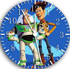 "Disney Toy Story Woody wall Clock 10"" will be nice Gift and Room wall Decor W32"