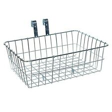 WALD 1392 Bicycle Basket Cafe Style with strut arms