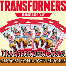 Wave 1 Character Cards (Transformers TCG)