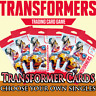 Transformers TCG (Wave 1 Character Cards)
