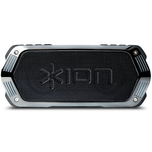 ION Aquaboom Waterproof Stereo Bluetooth Speaker