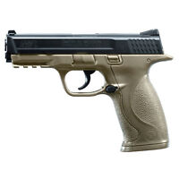 Umarex Smith & Wesson M&P 40 Dark Earth Brown CO2  BB Gun Semi Auto Air Pistol