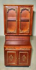 HANSSON CABINET DELUXE EDITION HAND PAINTED DOLLHOUSE FURNITURE MINIATURES