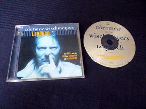 CD Dietmar Wischmeyers Logbuch Bekloppt Bescheuert radio ffn '98 Frühstyx Radio