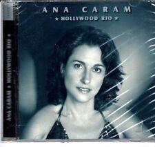 Ana Caram Hollywood Rio    BRAND  NEW SEALED CD