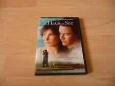 DVD Das Haus am See - Keanu Reeves & Sandra Bullock - 2006