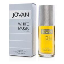 Jovan White Musk Cologne Spray 88ml Mens Cologne