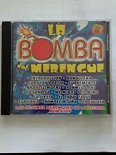 La Bomba Del Merengue Non Stop