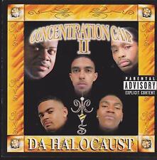 """CONCENTRATION CAMP II CD: """"DA HOLOCAUST"""" 1998"""