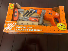 Home Depot Power Drill Toy New In Box