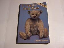 3rd Teddy Bear & Friends Price Guide By Helen Sieverling Paperback