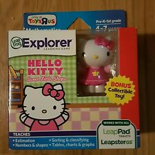 Leap Frog Explorer Hello Kitty Sweet Little Shops Mathematics-FREE SHIPPING!