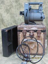 Vintage Wollensak 16mm Fastax WI-63269 High Speed Camera US Military Surplus