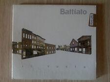 FRANCO BATTIATO - IL VUOTO - RARO CD SINGOLO PROMO