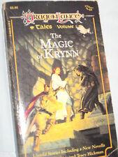 The Magic of Krynn Margaret Weis Tracy Hickman Tales series PB