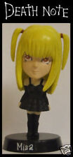 Death Note Mini Figure PVC Anime Manga Cosplay Misa