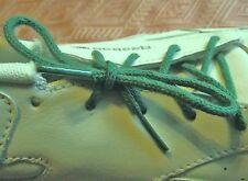 LACETS ronds Chaussures 4 oeillets 58 cm Paire shoelace fantaisie Jaune Vert Ro