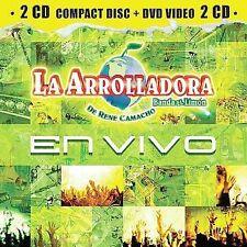 La Arrolladora Limon : En Vivo CD