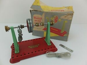 Vintage MAMOD Steam Engine Accessory LINE SHAFT Toy made in England