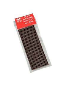 Amati Models Grating in Plastic Pre Made 100x40mm - Model Boat fittings